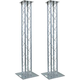 Global Truss 7.05Ft F24 Dual Vertical Totem System *