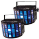 Chauvet Mini Kinta IRC 3W LED Derby Light 2-Pack