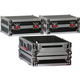"""Gator G-Tour 10"""" DJ Mixer and Turntable Case Pack"""