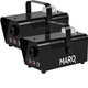 MARQ Fog 400 LED 400-Watt Fog Machine 2-Pack