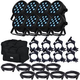 Blizzard LB PAR Quad RGBW 8-Pack w/ Accessories & Gator Bags