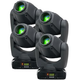 ADJ American DJ Inno Spot Pro Moving Head LED Light 4-Pack