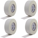 "PRO White Gaffers Stage Tape 4-Pack 2"" x 55Yds"
