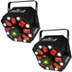 Chauvet Swarm 5 FX 3-in-1 Laser Effect Light 2-Pack