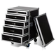 Road Ready RRD16U1C 16U Rack W/Storage Drawers   *
