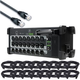 Mackie DL16S 16-Channel Digital Wireless Mixer w/ Cables