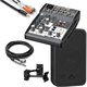Behringer CE500A Powered Speaker w/ Mixer System