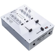 DJ-Tech DI-F1 White 2-Channel Scratch DJ Mixer