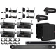 Shure GLXD 8-Channel Complete Digital Wireless Microphone Combo Package