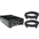 Mackie MDB-2P Direct Box With XLR Cables