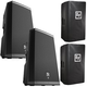 Electro-Voice ZLX-12BT 12-Inch Powered Speaker Pair w/ Bluetooth & Covers