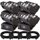 Epsilon Spyder Beam Moving Head Light 4-Pack w/ Cables