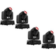 Chauvet Intimidator Spot 110 LED Moving Head 4-Pack