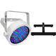 Chauvet SlimPAR 56 RGB LED Wash Light (White) w/ Floor Stand
