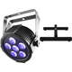 Chauvet SlimPAR H6 USB RGBAW+UV Light w/ Floor Stand