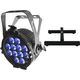 Chauvet SlimPAR Pro H USB LED Wash Light w/ Floor Stand