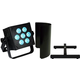 Blizzard HotBox RGBW LED Par Light w/ Shield & Floor Stand