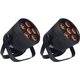 Blizzard LB Hex Unplugged Battery-Powered LED 2-Pack