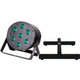 Solena Max Par 70 Quad RGBW Wash Light w/ Floor Stand