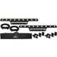 Chauvet COLORband H9 USB LED Light Bar 2-Pack w/ Accessories