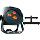 ADJ American DJ Ultra Hex Par 3 RGBWA+UV Wash Light w/ Floor Stand