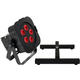 ADJ American DJ WiFLY Par QA5 RGBA LED Wash Light w/ Floor Stand