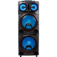 Gemini GMAX 6000 15-Inch Dual Powered Speaker w/ Bluetooth