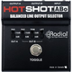 Radial HotShot ABo Latching Footswitch