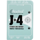 Radial J-4 Active Stereo Line Driver