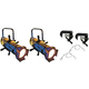 ETC 419 Source Four Ellipsoidal Light 2-Pack w/ Clamps & Safety Cables