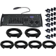 Solena Command 3500 Pack with Cables and Clamps