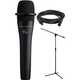 Blue enCcore 100 Dynamic Microphone w/ Stand & Cable