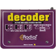 Radial Decoder Mid/Side Sum & Difference Matrix