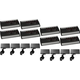 Behringer Powerplay P16-M Digital Personal Mixer 8-Pack w/ Brackets