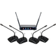 VocoPro Digital Quad C4 Wireless Conference System