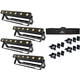 Chauvet EZlink Strip Q6 BT Linear Wash 4-Pack w/ Transport Bag