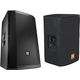 JBL PRX815W Powered Speaker with Padded Cover