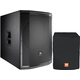 JBL PRX818XLFW 18 Inch Subwoofer with Padded Cover