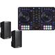 Mixars Primo Controller with Alto TS310 Speaker Pair