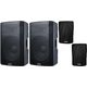 ALTO TX215 15-Inch Speaker Pair with Covers