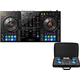 Pioneer DDJ-800 Controller with Magma Case XXL