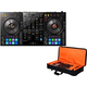 Pioneer DDJ-800 Controller with Gator 27-in Backpack