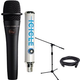 Blue enCore 200 Mic with Icicle USB Interface Recording Bundle