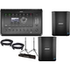 Bose S1 Bluetooth Battery Powered PA Speakers with T8S ToneMatch Mixer