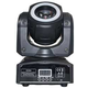 ColorKey Mover Halo Beam QUAD RGBW LED Moving Head w/ Effect Ring