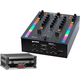 Gemini PMX-10 2-Ch DJ Mixer with 10-In Mixer Case