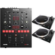 Numark Scratch 2 Ch. Mixer with NTX1000 Turntables