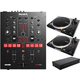 Numark Scratch 2 Ch. Mixer with NTX1000 Turntable System