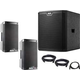 Alto TS308 8in 2-Way Powered Speakers w/ TS315S Subwoofer