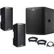 Alto TS310 10-inch Powered Speakers w/ TS315S Subwoofer